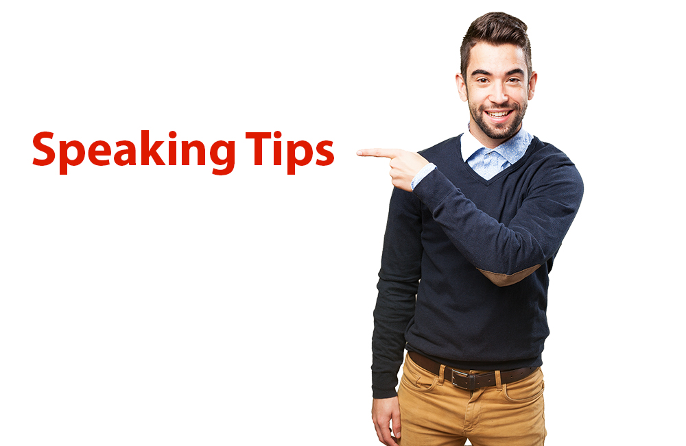 Speaking Tips IELTS